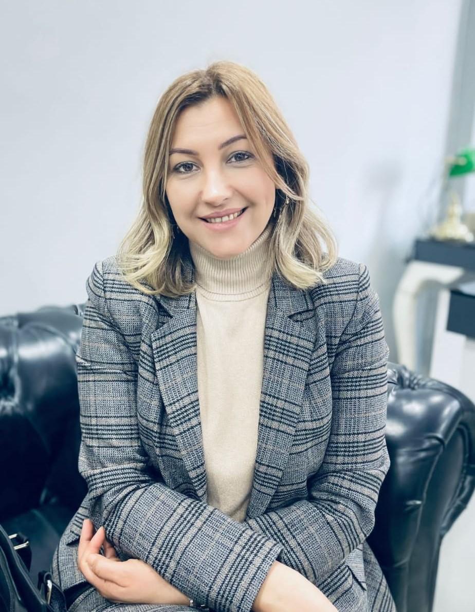 Elif Nalkıran CC Holding Başkan Yardımcısı
