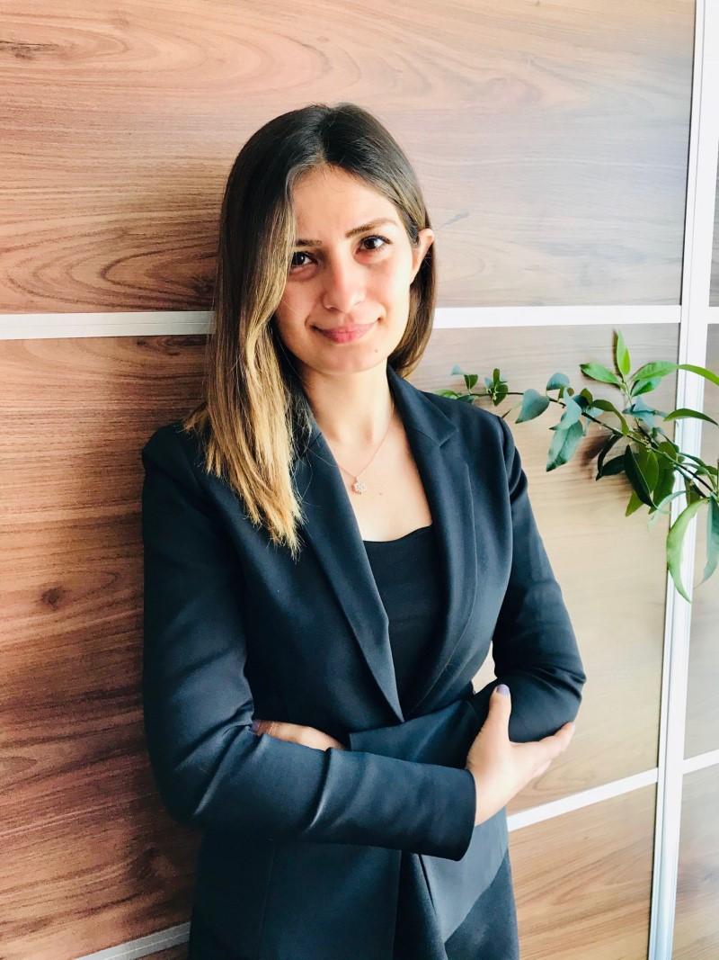 İlke Aysu ÖZTÜRK CC Holding Hukuk Danaşımanı Avukat
